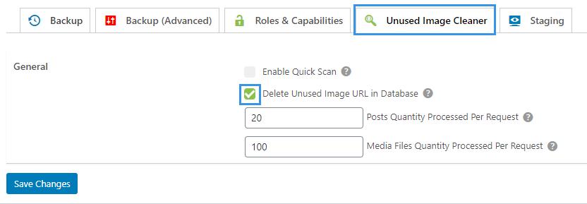WPvivid Pro Delete Images URLs